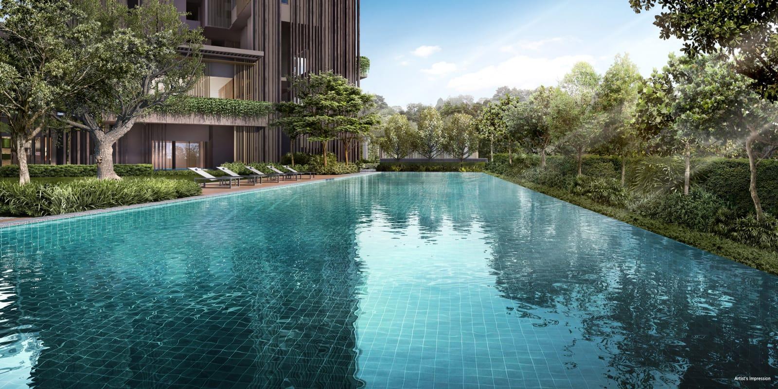 the anvenir swimming pool